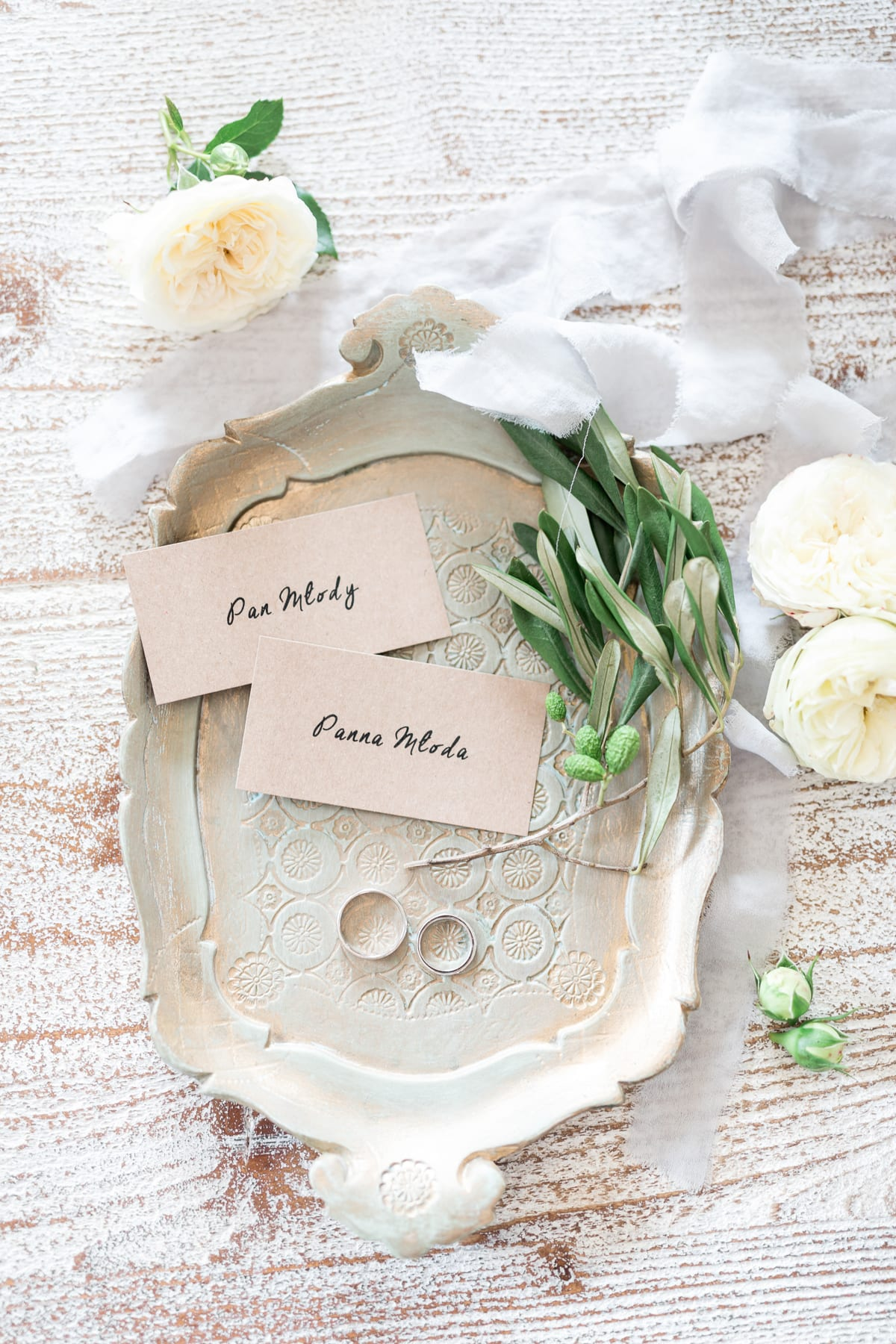 Ślub plenerowy w Dolinie Cedronu śluby