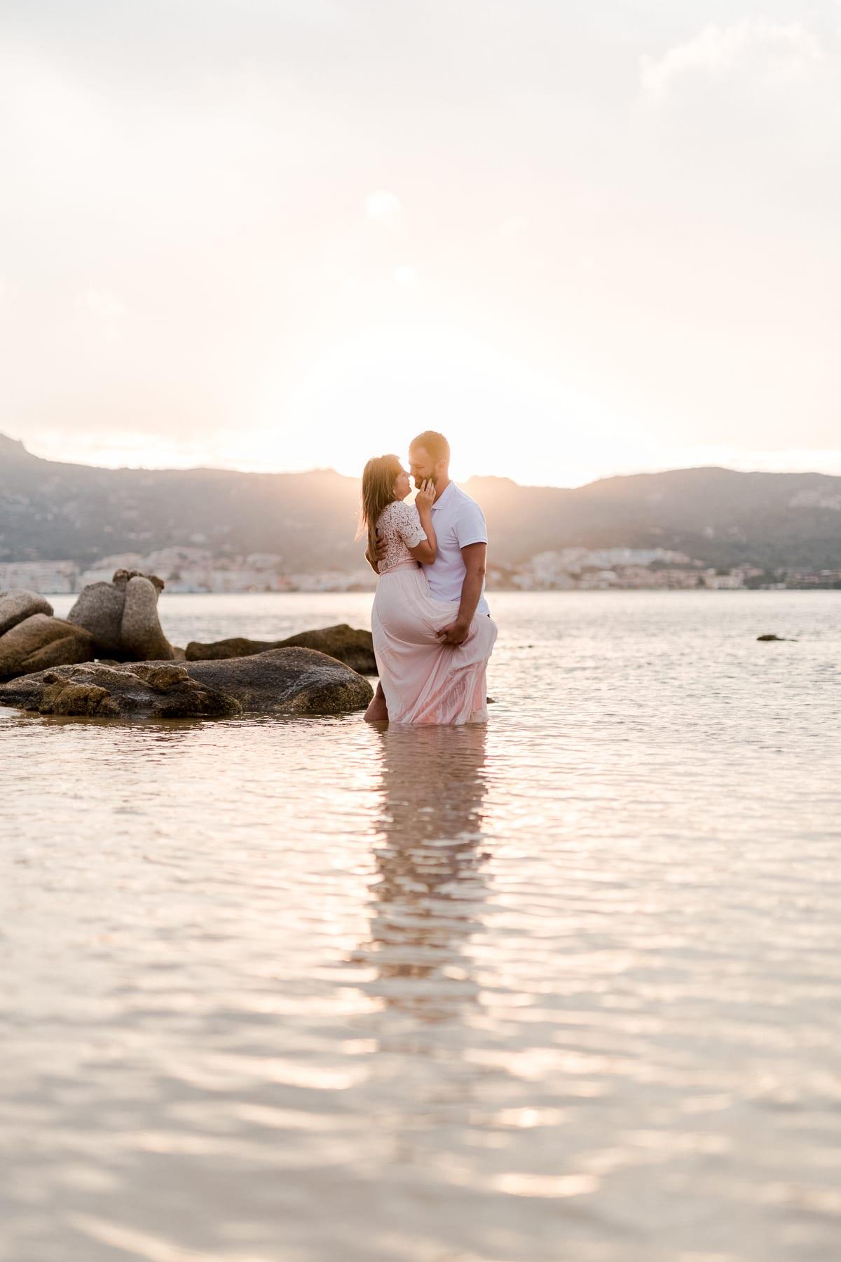 Aga i Filip | Sesja narzeczeńska na Sardynii śluby