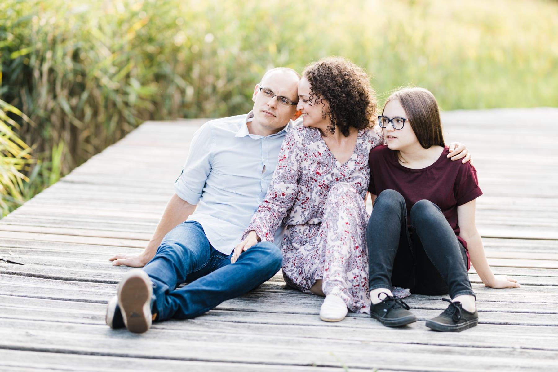Sesja rodzinna w Domu Kultury na Służewcu lifestyle