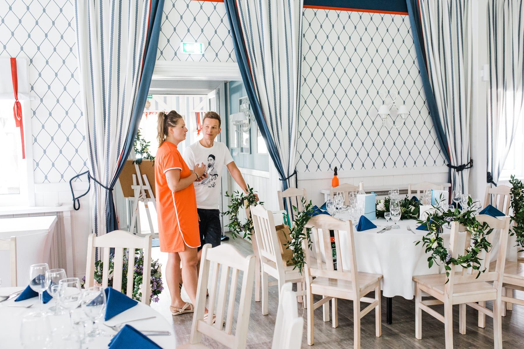 Klub Mila, ślub plenerowy-5