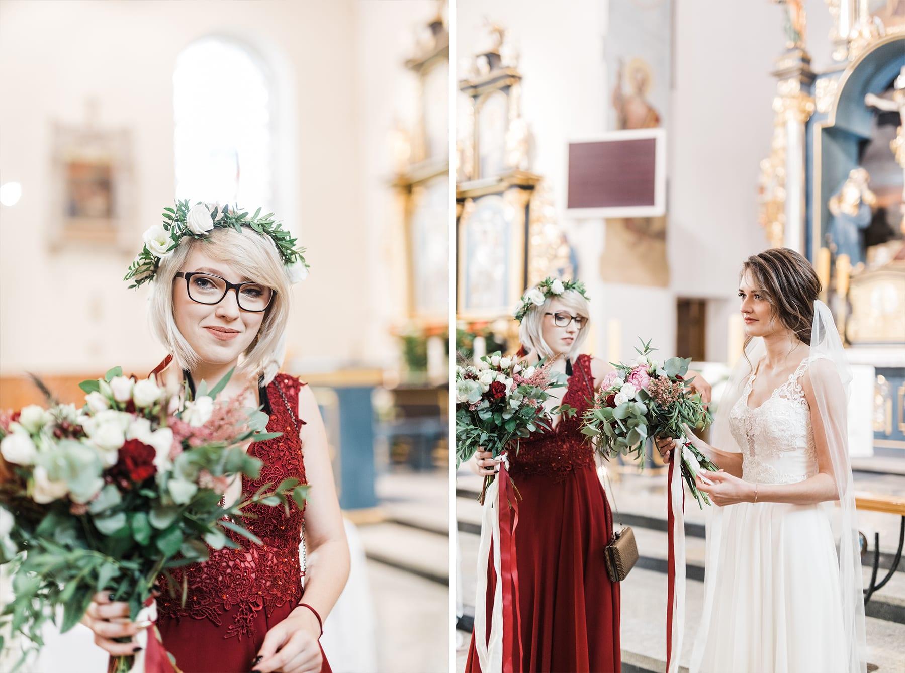 Jesienny ślub na Kaszubach śluby