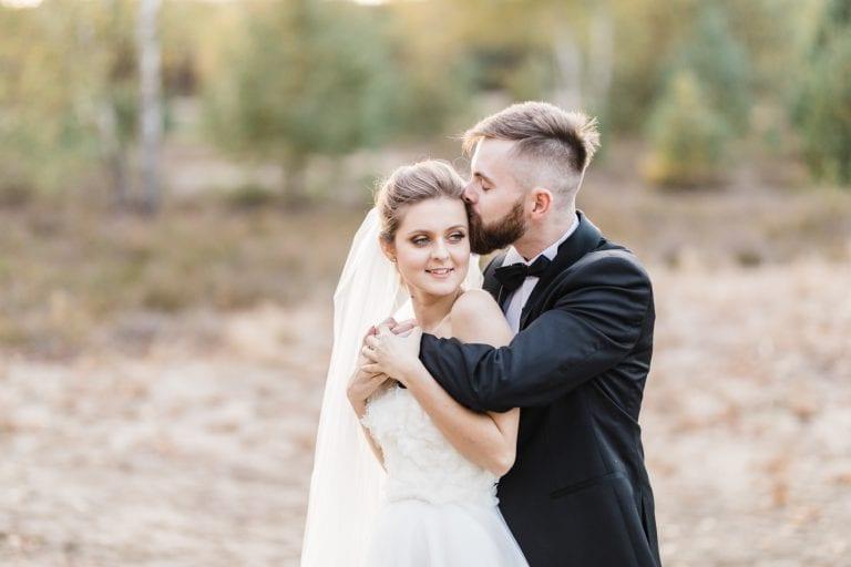 Sesja ślubna na wrzosowisku-14