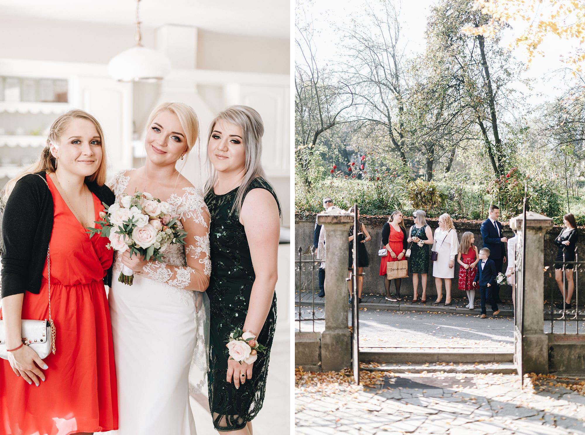 Ślub w drewnianym kościele-30