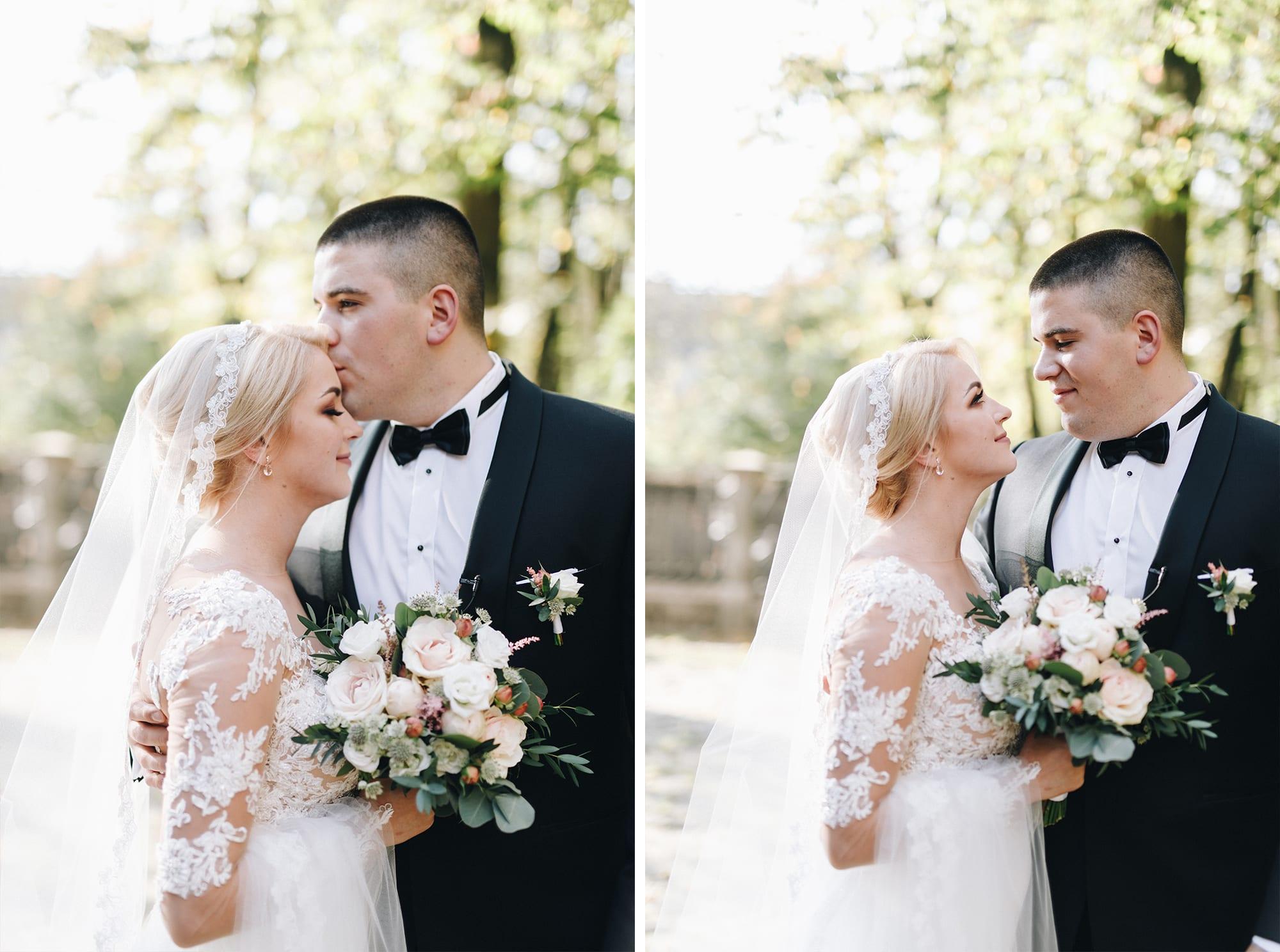 Ślub w drewnianym kościele-33